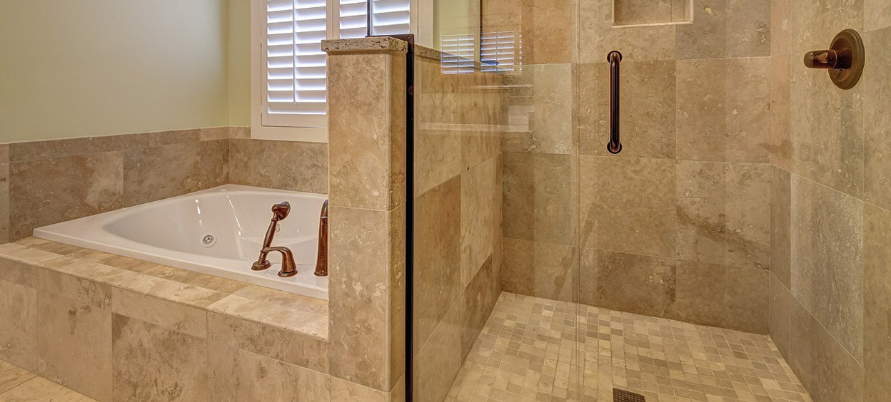 how to clean bathroom wall tiles